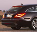 MB CLS Shooting Brake
