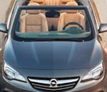 Opel Cabrio para 2013
