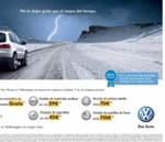 Volkswagen te prepara para el frio