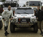 Land Rover y Race2Recovery