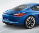 Nuevo Porsche Cayman 2013