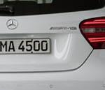 Nuevo Mercedes A45 AMG
