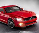 El Mustang llega a Europa