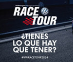 Volkswagen Race Tour 2014