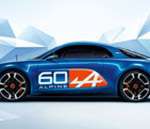 Alpine 60 Aniversario -Concept-