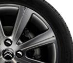 Campaña de neumáticos en Citroën