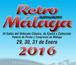 Retro Málaga 2016