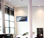 La esquina deportiva de Lexus