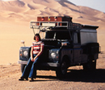 Viajes memorables en Land Rover